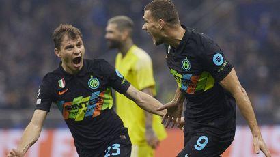 L'Inter è una macchina da gol: come Dzeko ha cancellato Lukaku