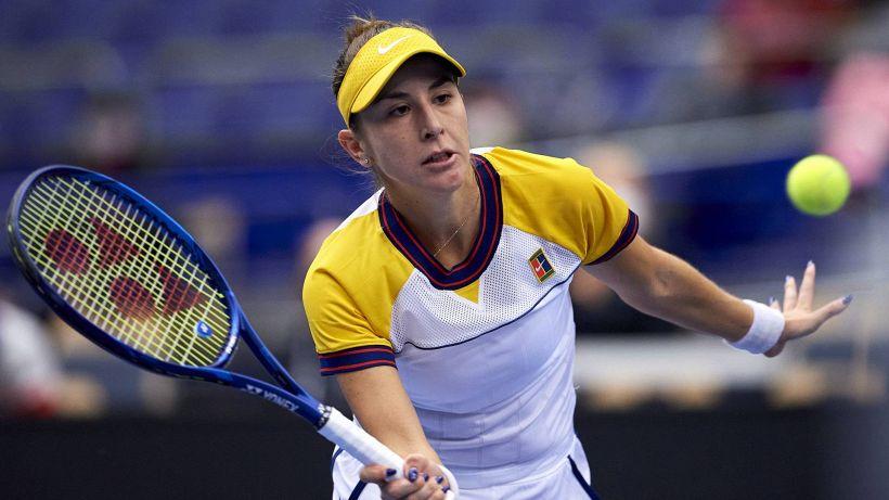 """WTA Finals, Bencic non si arrende: """"Giocherei anche sulla Luna pur di esserci"""""""