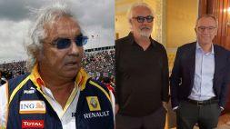 F1, Briatore pronto a tornare nel circus: indizio social