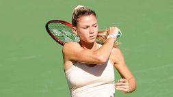 WTA Tenerife, Camila Giorgi battuta in semifinale