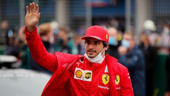 F1, Sainz ha approvato la decisione della Ferrari