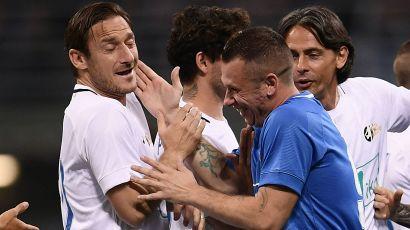 Roma, Zeman difende Francesco Totti e stronca Antonio Cassano