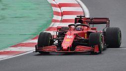 F1, in Ferrari soddisfazione e delusione: le parole di Leclerc e Sainz
