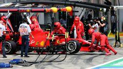 """F1, Leclerc: """"Mai avuti dubbi sulla squadra"""""""