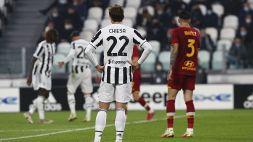 Juventus, Allegri al bivio: Szczesny da record, ma Chiesa è un caso