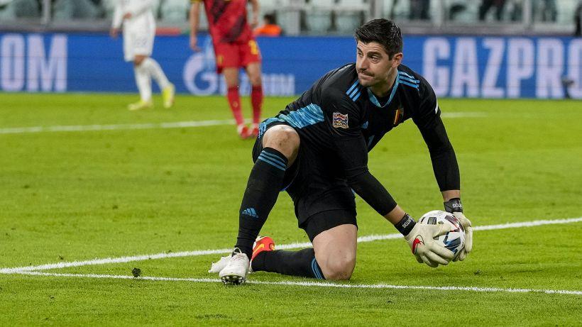 """La UEFA risponde a Courtois: """"Ricavi vengono divisi"""""""