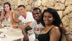 """Cristiano Ronaldo devastato per il lutto: """"Riposa in pace Soraia"""""""