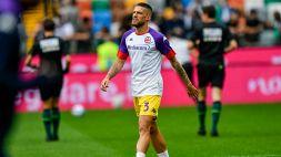 """Fiorentina, Biraghi: """"Classifica merito di Italiano, la fascia un onore"""""""