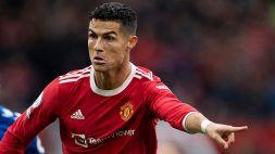 Cristiano Ronaldo si infuria: scoppia il caso a Manchester