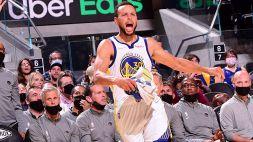 Curry formato Mvp: Golden State è pronta per i Lakers