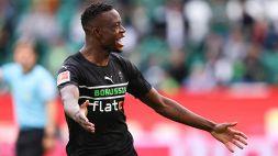 La Roma pensa a gennaio: contatti per Zakaria del Borussia M'Gladbach