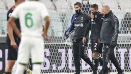 La Juve perde De Sciglio, Allegri corre ai ripari: quanto starà fuori