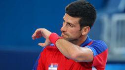 Tennis, Djokovic esce allo scoperto: su dove giocherà e sugli AO