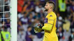 Fiorentina, Dragowski ko: rientrerà solo a dicembre