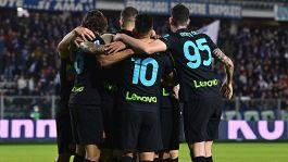 L'Inter torna a vincere, a Empoli decidono D'Ambrosio e Dimarco
