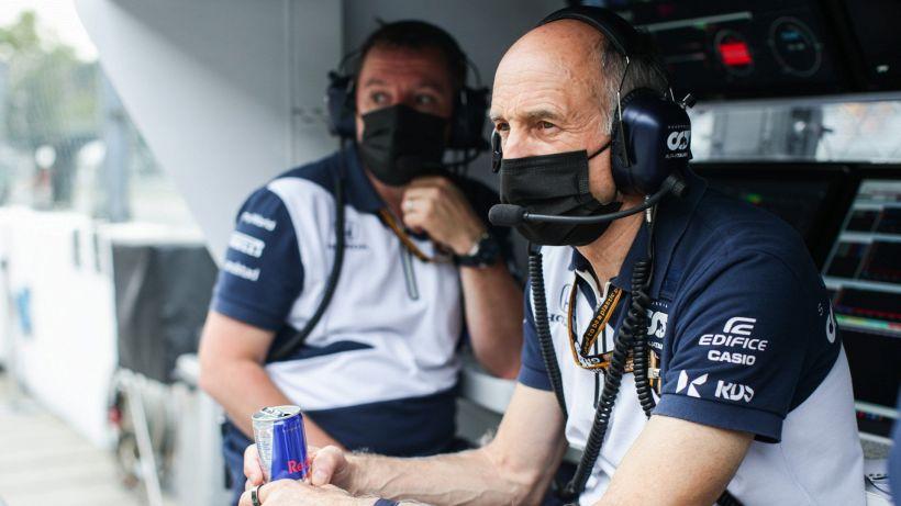 F1: Tost non condivide l'idea di Wolff sulla terza vettura