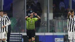 SONDAGGIO - C'era il rigore per la Juve in Inter-Juve?