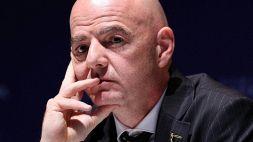 """La UEFA sui Mondiali ogni due anni: """"Danno per il calcio"""""""