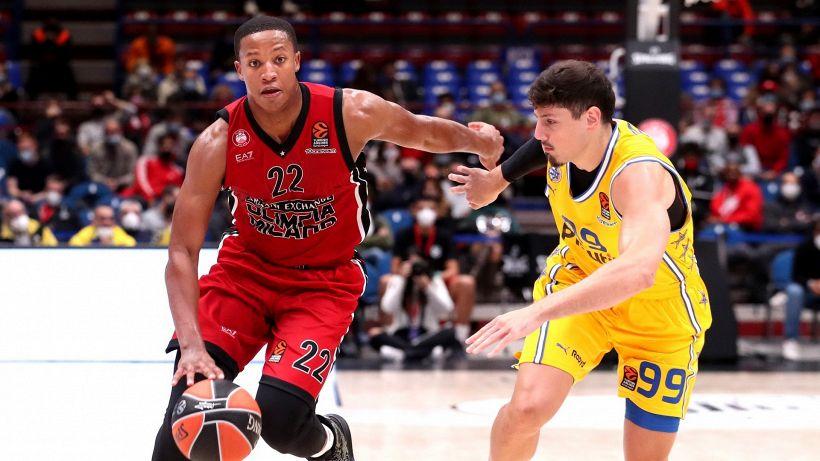 L'Olimpia fa tre su tre: Maccabi Tel Aviv schiantato al Forum