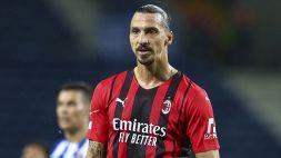 """Ibrahimovic tiene su il Milan: """"Non è finito il mondo, piano piano arrivo"""""""
