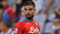 Duello Inter-Milan: Lorenzo Insigne ha una chiara preferenza