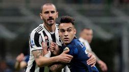 Serie A 2021-2022: Inter-Juventus 1-1