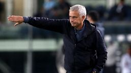 """Mourinho soddisfatto nonostante il ko: """"La miglior squadra in campo ha perso"""""""