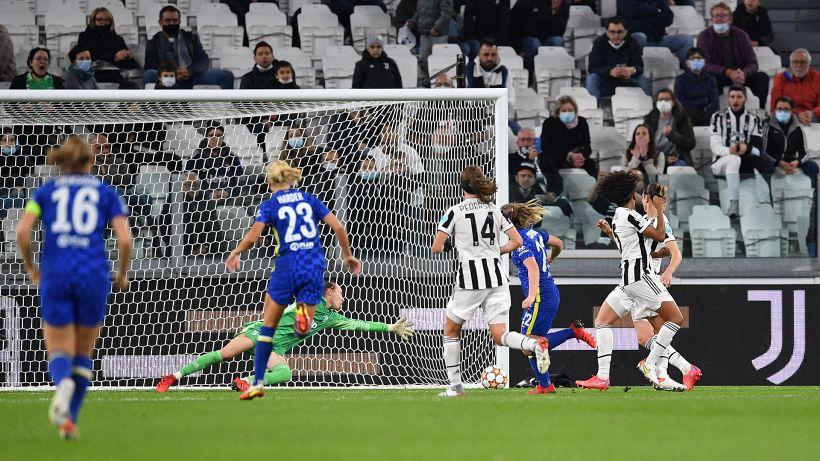 Juventus-Chelsea Women 1-2: Bonansea non basta, Harder punisce le bianconere