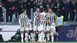 Serie A 2021/2022, Juventus-Roma 1-0: le foto