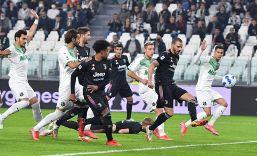 Juve inguardabile, la sconfitta col Sassuolo fa scatenare i tifosi