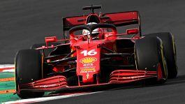F1, Turchia: Hamilton davanti, ma Leclerc sogna. Verstappen soffre