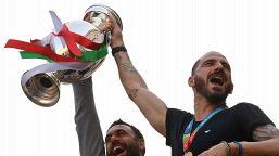 """Bonucci a tre mesi da Euro 2020: """"Godo ancora"""""""