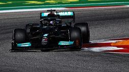 """Lewis Hamilton: """"Complimenti a Max"""""""