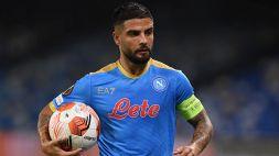 Napoli, Lorenzo Insigne tra rinnovo e suggestione Premier League