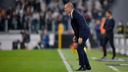 """Juve, Allegri fa mea culpa dopo il Sassuolo: """"Siamo stati polli"""""""
