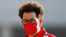 F1, Ferrari: Binotto non parte per la Turchia