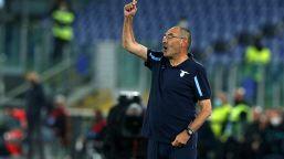 Lazio, Sarri scatenato: torna sull'Inter e attacca la Lega Calcio
