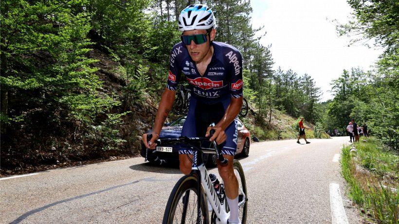 Giro del Veneto: vittoria di Meurisse, Trentin ancora 2°