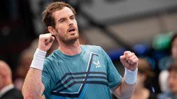 Murray elimina subito Hurkacz: Sinner sogna le Atp Finals