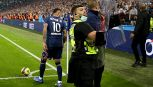 Marsiglia-PSG, Neymar protetto dagli scudi della polizia: è follia