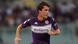 "Odriozola: ""Sto bene alla Fiorentina"""