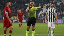 Le polemiche su Orsato e gli episodi dubbi: Juventus-Roma, il day after