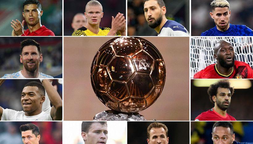 SONDAGGIO - Pallone d'Oro: chi lo merita di più? Vota qui