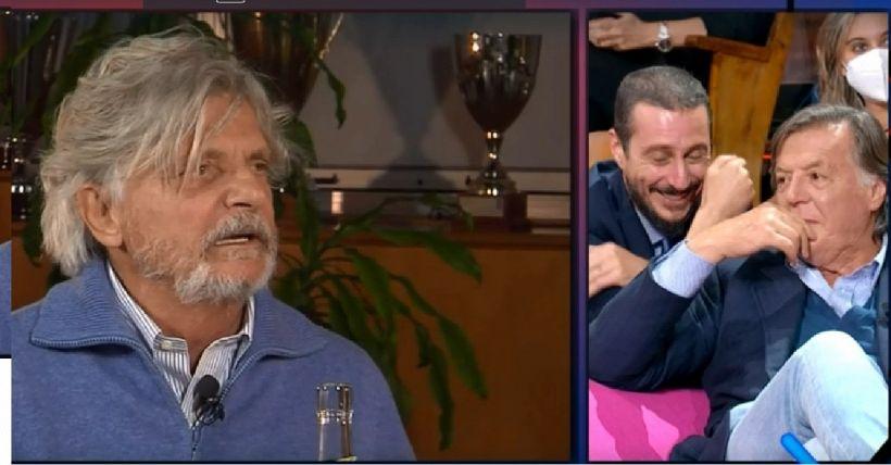 Panatta e Ferrero, volano insulti: lite in diretta tv spopola sul web