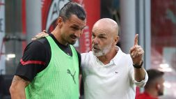 Milan, Stefano Pioli smonta la coppia gol Ibrahimovic-Giroud