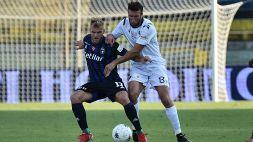 Serie B: Pisa sempre primo, pareggio tra Parma e Spal