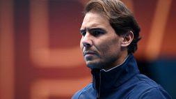 """Tennis, Nadal: """"Federer e Djokovic perfetti, non hanno debolezze"""""""