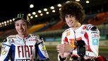 MotoGP, le commoventi parole di Rossi sul fratello e Simoncelli