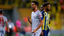 Antalyaspor: Sahin diventa allenatore/giocatore