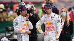 """F1, Sergio Perez: """"Verstappen minimizza gli errori, non ha punti deboli"""""""